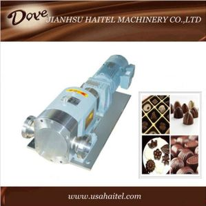 Best Price Chocolate Pump for Chocolate Production Line pictures & photos