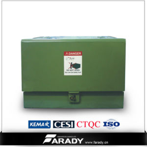 Single Phase Oil Immersed Electrical 11kv Pad Mounted Transformer Products pictures & photos