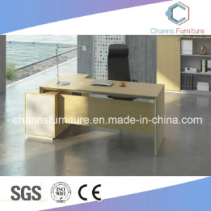 Competitive Price Wooden Computer Modern Office Table pictures & photos
