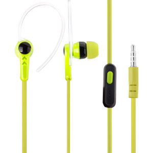 Popular 6u TPE Earphone for Mobile Phone pictures & photos