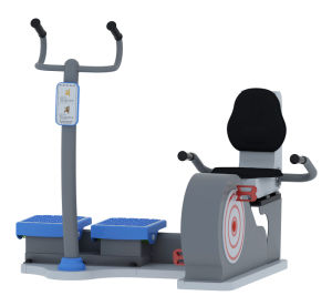 2017 Newest Outdoor Fitness Equipment-Taichi Vibration pictures & photos