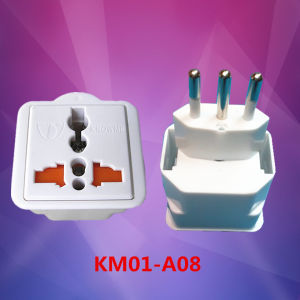 New Shape Travel Adapter German Type Plug pictures & photos