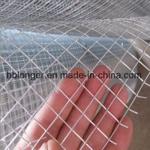 PVC Coated Welded Iron Wire Mesh pictures & photos