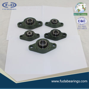 UCFL211 Chrome Steel Grey Cast Iron Housing Pillow Block Bearing for Agricultural Machinery pictures & photos