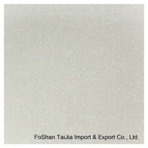 600X600mm Building Materials White Pilate Polished Porcelain Floor Tile (TJ6201) pictures & photos