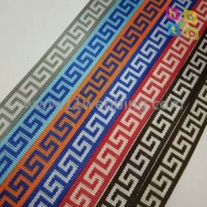2017 Hot Sale Nylon Jacquard Webbing for Garment Ornament Accessories pictures & photos