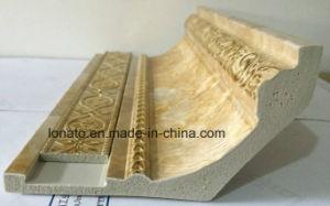 18cm fashion design PS Foam Cornice Moulding for Home Decoration pictures & photos