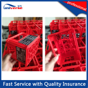 Customized Injection Plastic Crate Mould pictures & photos