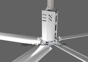 Hvls Electric Powered Industrial Ceiling Fan 7.4m (24.3FT) pictures & photos