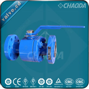 Forged Steel Floating Ball Valve pictures & photos