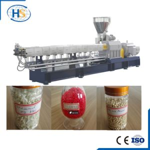 PP Color Pellet Filer Twin Screw Extruder Plastic Recycling Machine pictures & photos