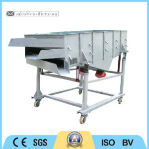 Carbon Steel Linear Vibrating Sieve with Factory Price pictures & photos