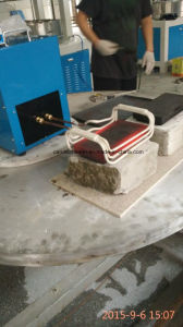 Mobile Phone Toughened Glass Membrane Induction Heating Machine