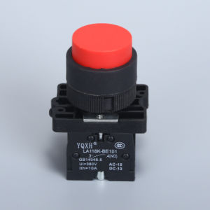 Keyway Push Button Switch with Projecting Function pictures & photos