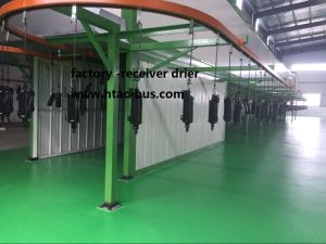 Heavy Duty A/C Receiver Drier 1e15348g01 Tk 61-600 pictures & photos