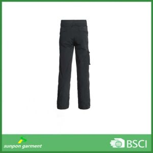 Blue&Black Durable Trousers Work Wear Pants pictures & photos