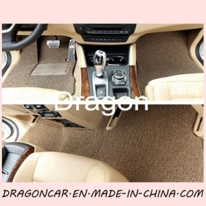 Professional Supplier of PVC or Plastic Car Floor Mat pictures & photos