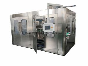 Zhangjiagang Good Price Sparkling and Still Water Constant Pressure Filling Machine pictures & photos