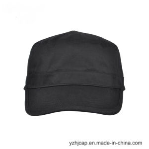 Custom Baseball Cap Burshed Cotton Promotional Embroidery Military Cap pictures & photos