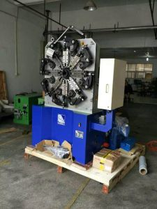 Hyd-40t-3A Multi-Functional Computer Spring Machine & Spring Coiling Machine pictures & photos