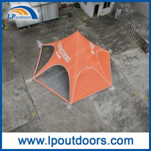 Dia10m Customized Printing Event Star Shape Tent for Sand Beach pictures & photos