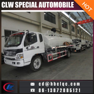 Good Sales Aumark 5000L Fecal Truck Tanker Septic Tank pictures & photos