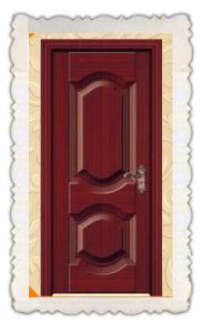 Well-Made Steel Wooden Door in Best Price pictures & photos