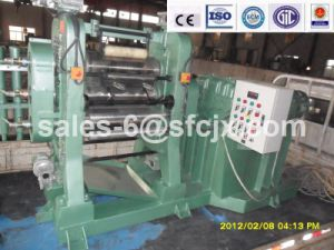 Ce Certification Rubber Plastic Calendering Machine, Three Roll Rubber Calender pictures & photos