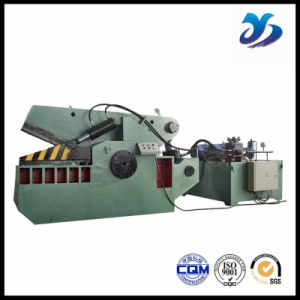 Plate Iron Shear Scrap Metal Cutting Machine Alligator Steel Guillotine Shear (CE High Quality) pictures & photos