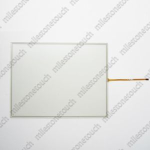 "Touch Screen Panel Digitizer for 6AV6644-0ab01-2ax0 MP377 15"" Touch / 6AV6545-0dB10-0ax0 MP370 15"" Touch Touchscreen Replacement Used for Repairing pictures & photos"