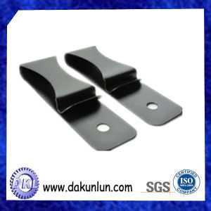 China Custom Spring Steel Metal Holster Belt Clip pictures & photos