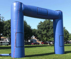 PVC Inflatable Entrance Arch Inflatable Gate for Outdoor