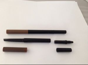 Double Liquid Eyeliner & Automatic Eyebrow Pencil Packaging pictures & photos