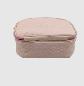 PU Beautiful Cosmetic Hand Bag for Women pictures & photos