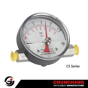 Differential Pressure Gauge pictures & photos