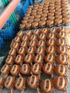 500kg to 30ton Chain Block/Manual Chain Hoist with Ce pictures & photos
