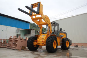 Chinese Machinery 16ton Forklift Loader with Weichai Engine pictures & photos