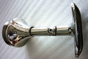 Stainless Steel Handrail Fittings/Top of Baluster pictures & photos