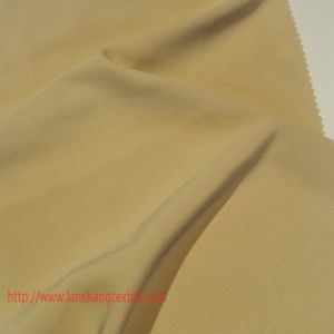 Polyester Fabric Side Stretch Chemical Fabric Spandex Dyed Fabric Woven Fabric for Garment Dress Shirt Trousers pictures & photos
