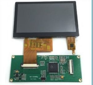 Tn Positive Cog LCD Module with Flexible FPC Tape pictures & photos