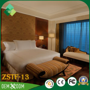 Trade Assurance Teak Wholesale Modern Style Hotel Bedroom Set (ZSTF-13) pictures & photos