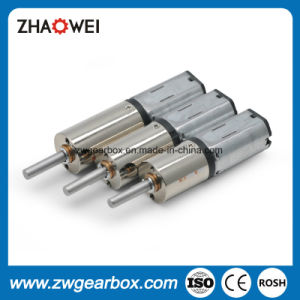 Diameter 12mm 3V Geared Motor Metal Shell Planetary Gearbox pictures & photos