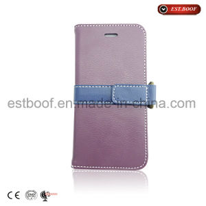 Leather PC Mobile Phone Case for iPhone 6/6plus /7/7plus pictures & photos