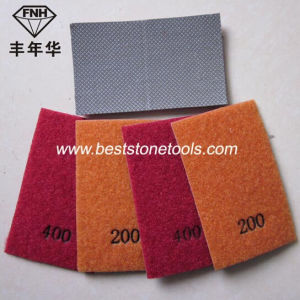 Flexible Polishing Strip for Hand Grinding Pad