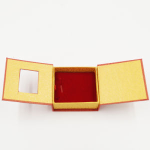 Last Price Hard Cardboard Gift Box for Jewelry & Pendant (J10-B1) pictures & photos