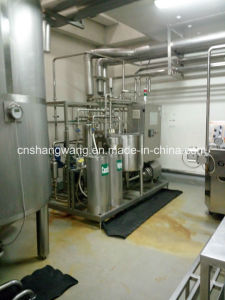 Arab Raib Production Line/Set Type Yogurt Production Line pictures & photos