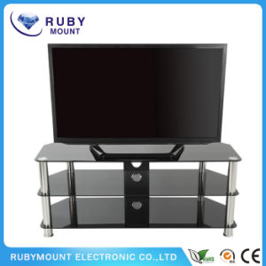 Tempered Glass Living Room Furniture TV Stand DVD Bracket pictures & photos