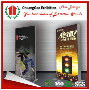Single Side Tension Fabric LED Lighting Box pictures & photos