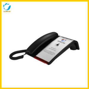 5 Star Hotel Room Telephones with Customizable Faceplate pictures & photos