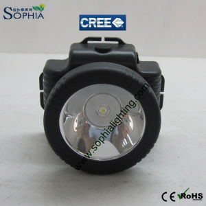 New 5W CREE LED Head Flashlight 4800 Li-ion Battery